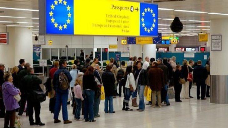 Gri pasaport skandalı sonrası Almanya'dan 'Türkiye' kararı: Gelişler denetlenecek