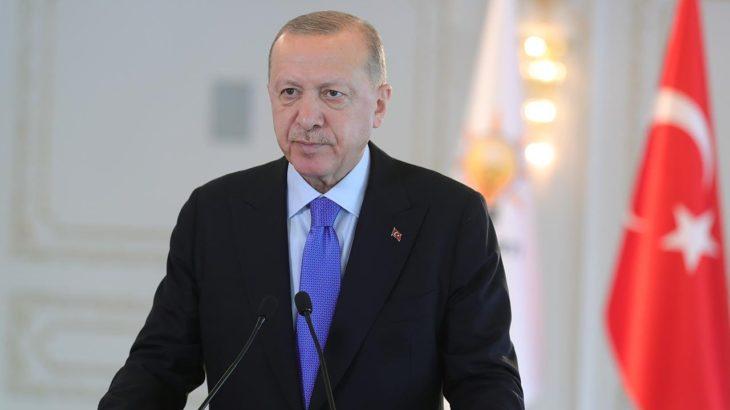 AKP'li Cumhurbaşkanı Erdoğan'dan Türkiye Ermenileri Patriği Maşalyan'a mesaj