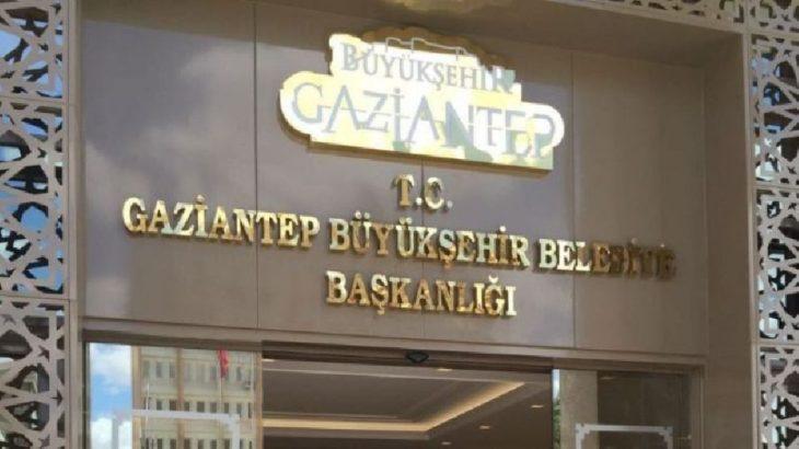 AKP'li Gaziantep Belediyesi'nden 2 milyon 668 bin liralık 'usulsüz ihale'