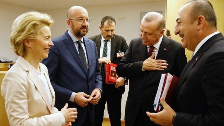 Avrupa Birliği'nden Türkiye'ye ziyaret