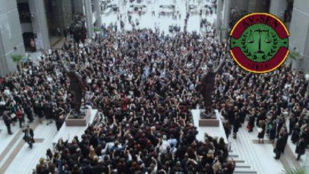 Avukatlar Sendikası'ndan 1 Mayıs açıklaması: Birlikte daha güçlüyüz!