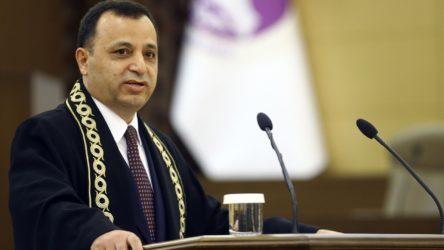 Başkan Zühtü Arslan'dan AYM'nin kuruluşunun yıl dönümü mesajı