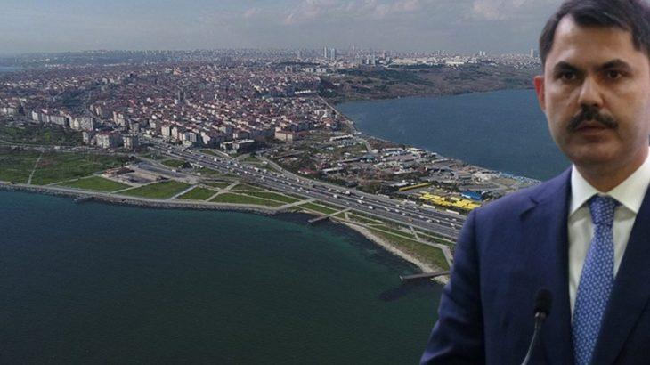 Ya Kanal Ya İstanbul Koordinasyonu'ndan Bakan Kurum'a yanıt