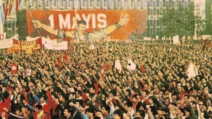 Beklenen günlerimize olan inancımızla tüm dünya ve Türkiye işçi sınıfının 1 Mayıs'ını selamlarız