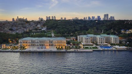 Beşiktaş'a 'millet bahçesi' geliyor