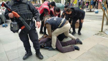 Dün Kadıköy'de gözaltına alınan 35 öğrenci serbest bırakıldı