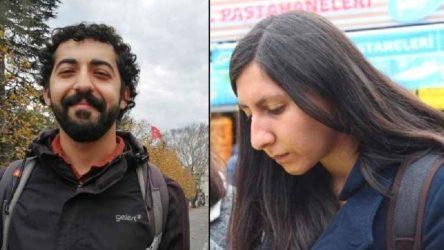 Boğaziçi eylemleri nedeniyle tutuklanan Anıl ve Şilan'ın tahliyesine karar verildi