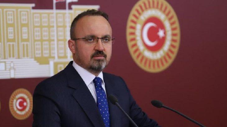 AKP'li Bülent Turan'dan '128 milyar dolar' açıklaması