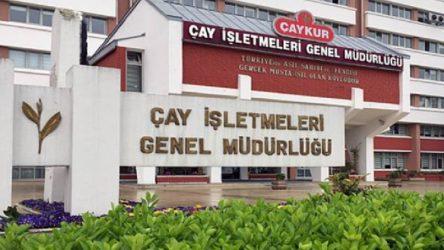 Çaykur'un zararı AKP döneminde yüzde bin 217 arttı