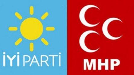 İyi Parti'den istifa eden 135 kişi MHP'ye geçti