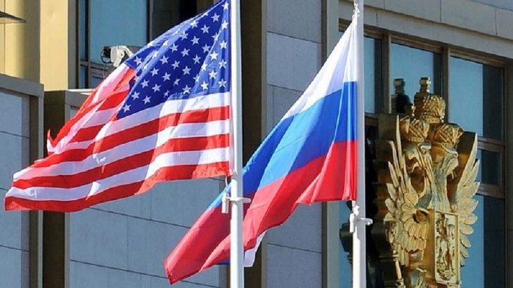 Rusya Dışişleri: ABD Büyükelçiliği'nin 10 çalışanı Rusya'yı terk etmeli