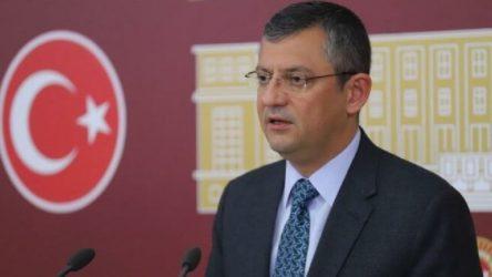 CHP'li Özel'den AKP'li Çamlı'ya 'laiklik' yanıtı