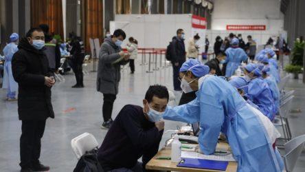 Çin'de yapılan aşı sayısı belli oldu: 100 milyon dozdan fazla