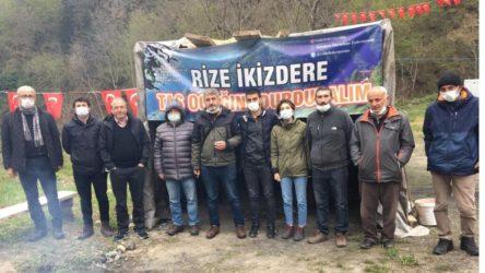 Millete küfür eden Mehmet Cengiz dozerlerini halkın üstüne sürdü
