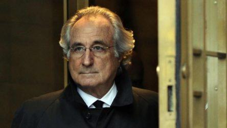 Dünyanın en büyük saadet zinciri dolandırıcısı Madoff öldü