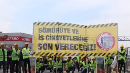 İnşaat işçileri: 1 Mayıs kazanılmış bir haktır ve her zaman sahip çıkmalıyız