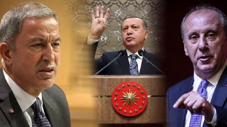 İsrail basını yazdı: Erdoğan sonrası Cumhurbaşkanı ve yardımcıları…
