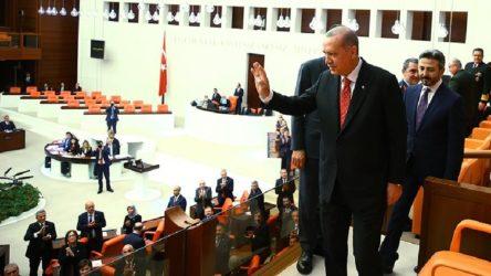 Erdoğan: Meclisimiz ilelebet varlığını sürdürmeye devam edecektir