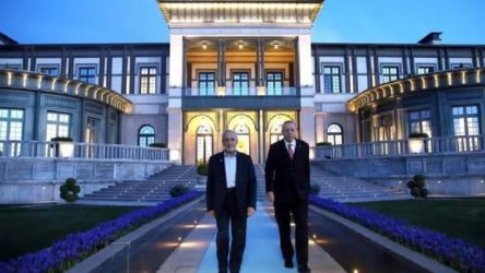 Erdoğan, SP'li Asiltürk ile iftar yaptı