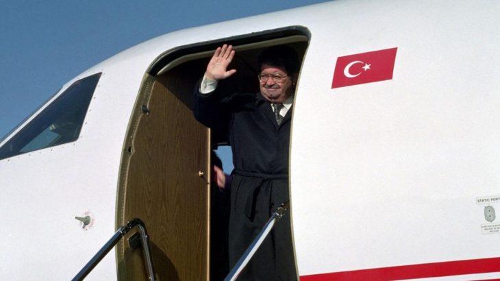 Erdoğan ve İmamoğlu, Özal'ın mezarının başında buluştu
