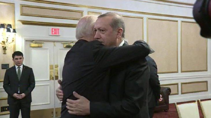 AKP'den Biden açıklaması: Cumhurbaşkanımıza telefon etmek zorunda kaldı, alttan alarak konuştu