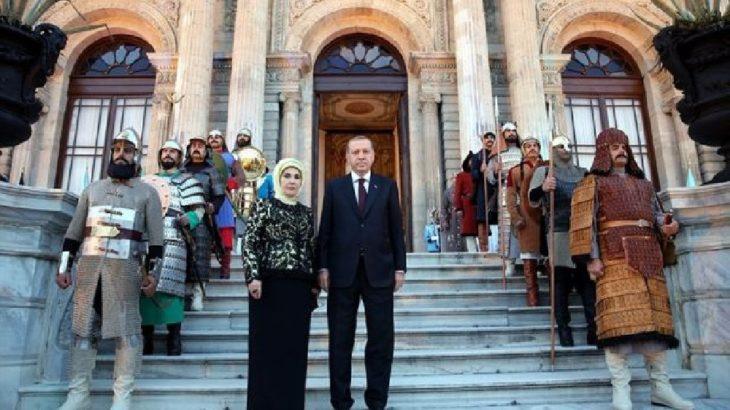 Erdoğan'dan 'Saray' örneği: Yeni bir devri başlatıyoruz