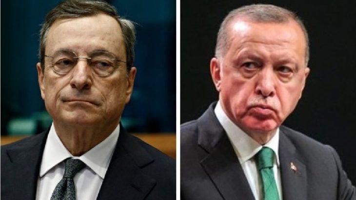 AKP'den 'kınama': Sayın Draghi, bizden diktatör çıkmaz