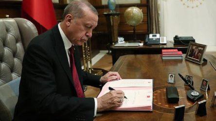Erdoğan'ın ve AKP Genel Başkan Yardımcılarının akrabaları Kredi Garanti Fonu yönetimine atandı
