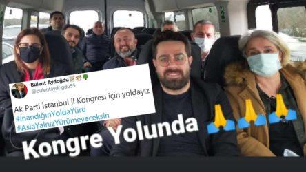'Lebalep' kongrelere katılan AKP'li meclis üyesi Covid-19'dan öldü