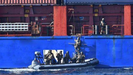 Almanya'dan sonra Fransa ordusundan Türk gemisine arama!