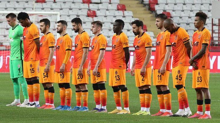 Galatasaray'da 3 futbolcu pozitif çıktı