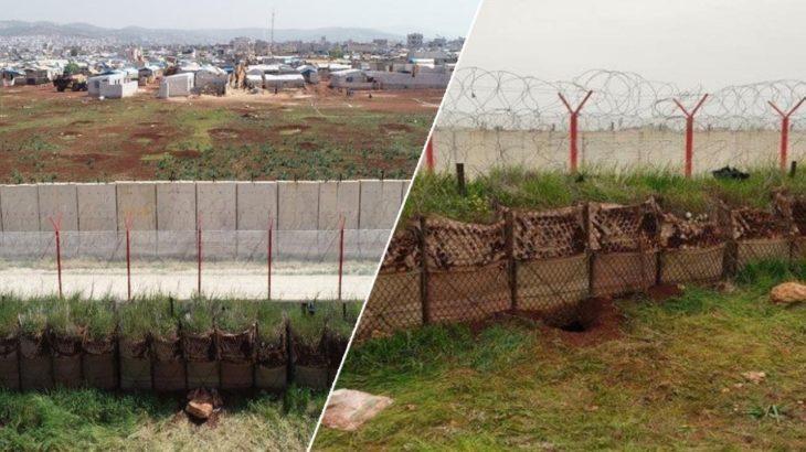 Hatay sınırında, bir ucu Suriye'de olan 100 metrelik tünel tespit edildi