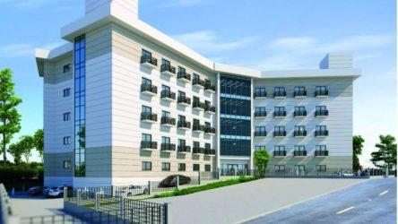 AKP'li belediye 16 milyon liraya ihale ederek yapımına başladığı huzurevini satıyor