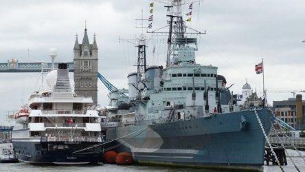 İngiltere Karadeniz'e savaş gemisi yolluyor