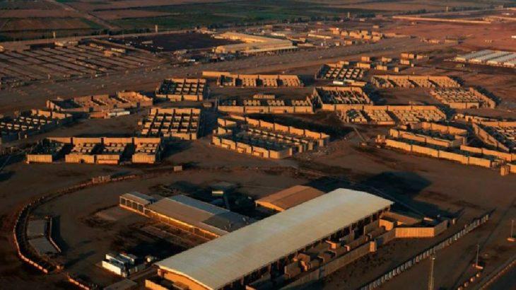 Irak'ta ABD'li paralı askerlerin bulunduğu Beled Askeri Üssü'ne roketli saldırı