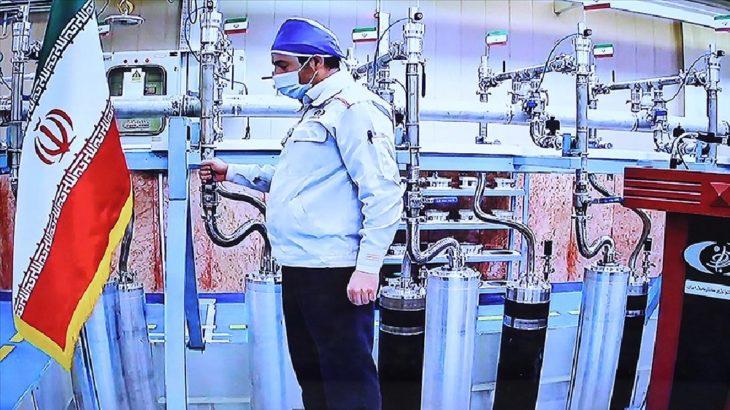 İran: Natanz Nükleer Tesisi'ndeki 1000 santrifüjü daha faaliyete sokacağız
