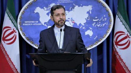 İran'dan 'yaptırım' görüşmeleri öncesi nükleer açıklaması