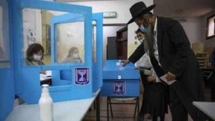 İsrail'de hükümet kurulamıyor