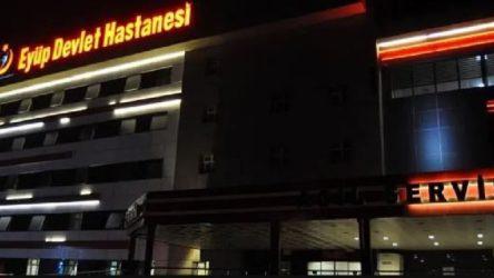İstanbul'da hastanenin koronavirüs servisinde hırsızlık