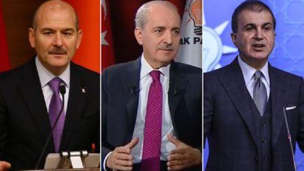 103 emekli amiralin bildirisine AKP'den tepki yağdı