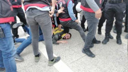 Erdoğan: 1 Mayıs'ın işçilerimiz için iyileştirmelere vesile olmasını temenni ediyorum