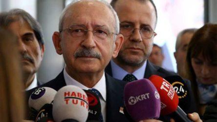 Kılıçdaroğlu'ndan Şentop açıklaması: Erdoğan öl derse ölürüm, kal derse kalırım diyor