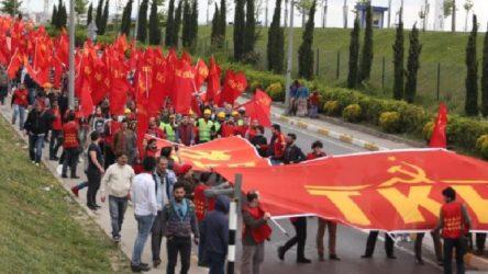Komünistlerden 1 Mayıs açıklaması: Bu yasakların pandemi ile ilgisi yok