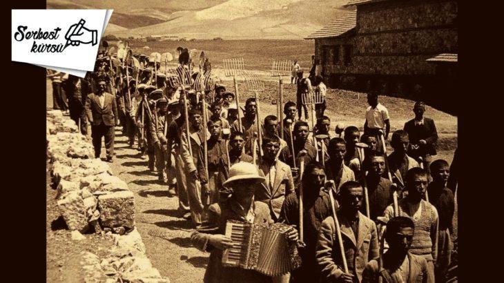 KONUK YAZAR | Hatice Eroğlu Akdoğan yazdı: Köy Enstitüleri ve İki Öğretmen