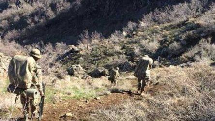 Irak'ın kuzeyinde bir asker hayatını kaybetti