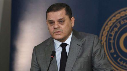 Libya Ulusal Birlik Hükümeti Başbakanı Dibeybe bugün Türkiye'ye geliyor