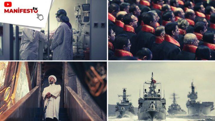 MANİFESTO TV | Salgın yönetiminde tıkanma, avukatlar günü, gericilerin hedefindeki laiklik, Amiraller Bildirisi ve Montrö