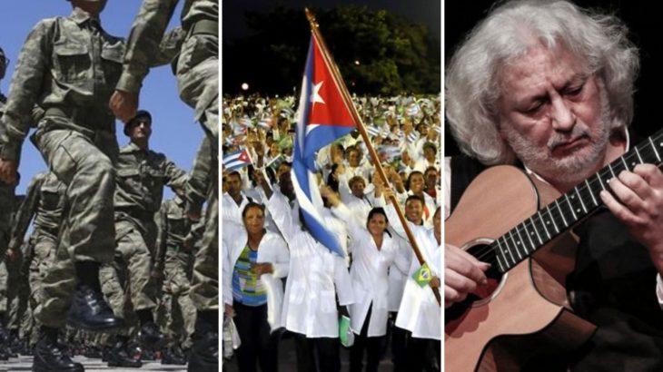 TSK'daki gerici örgütlenmeler, Küba'daki aşı çalışmaları, sanatçının tarafı | MANİFESTO'NUN GÜNDEMİ