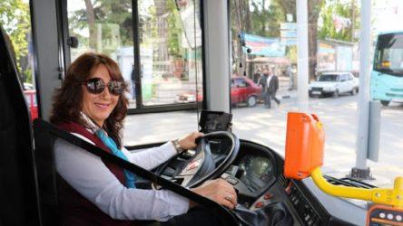 8 Mart'ta plaket alan kadın şoför, 12 Mart'ta Kod-29 ile işten çıkarıldı!