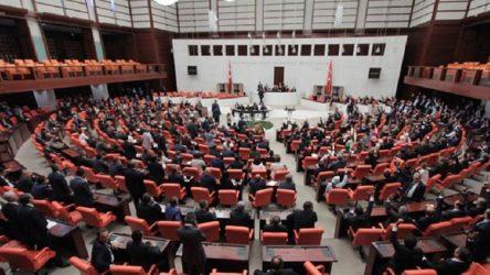 Esnafa destek önergesi AKP ve MHP oyları ile reddedildi
